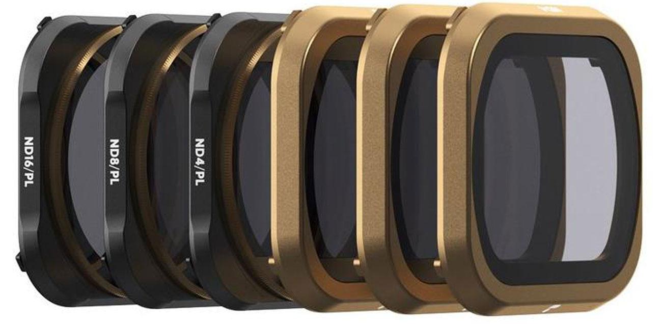 Zestaw 6 filtrów PolarPro Cinema Vivid do DJI Mavic 2 Pro