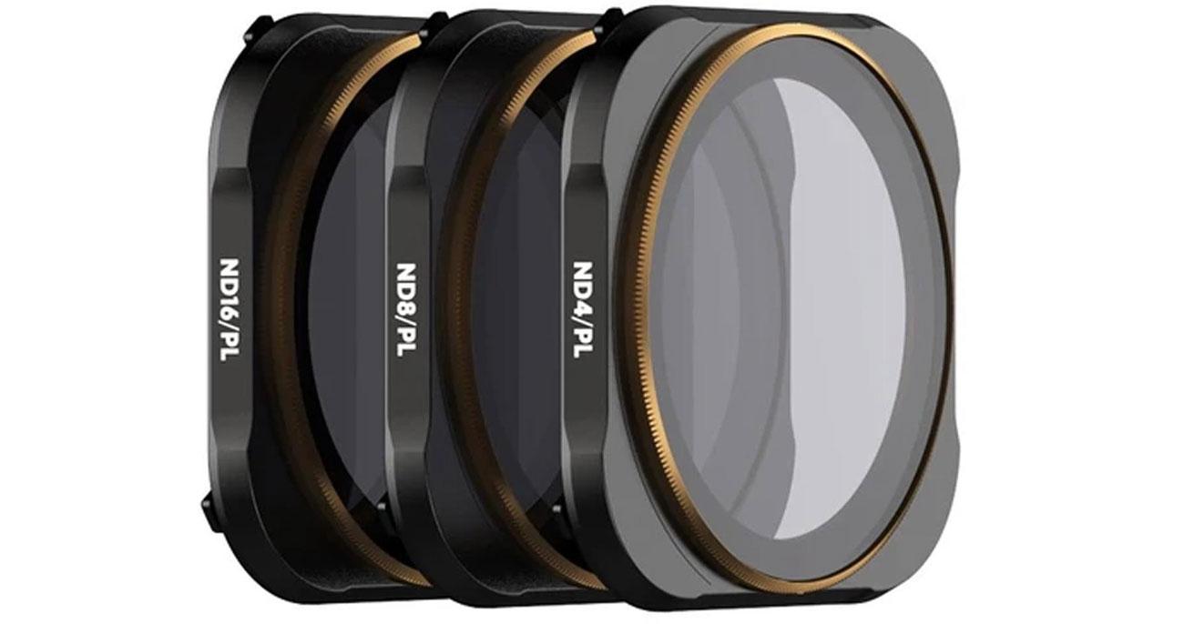 Zestaw 3 filtrów PolarPro Cinema Vivid do DJI Mavic 2 Pro