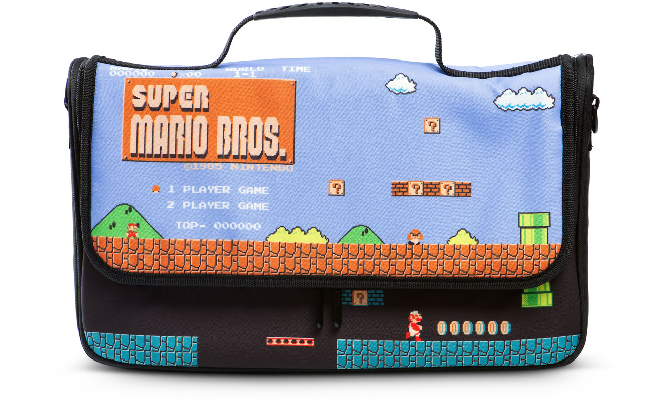 Torba Power A Super Mario Bros. na konsolę Nintendo Switch