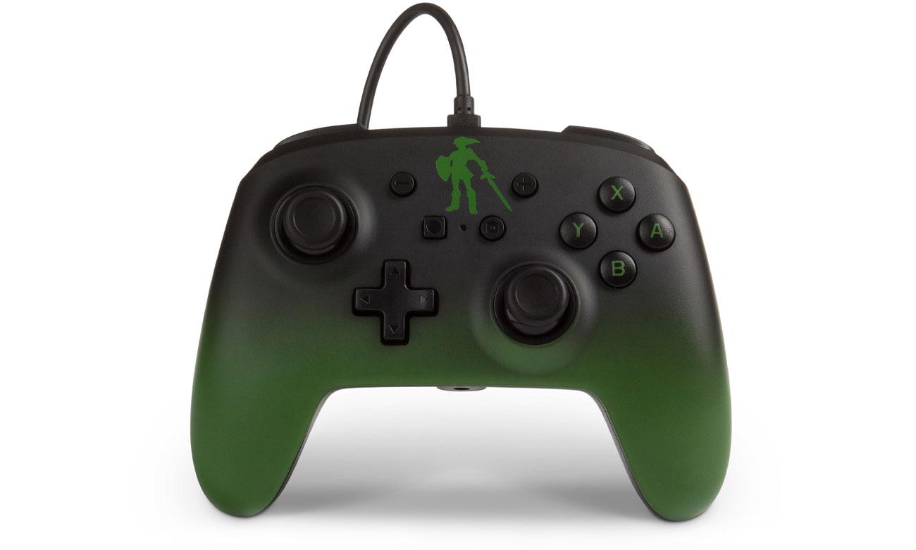 Pad przewodowy Power A Zelda Link Fade do Nintendo Switch