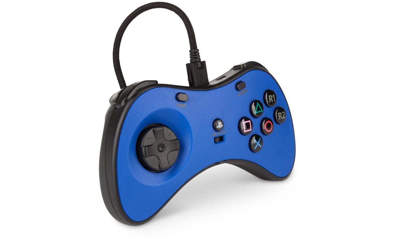 Pad przewodowy PowerA Fusion Fightpad do PS4