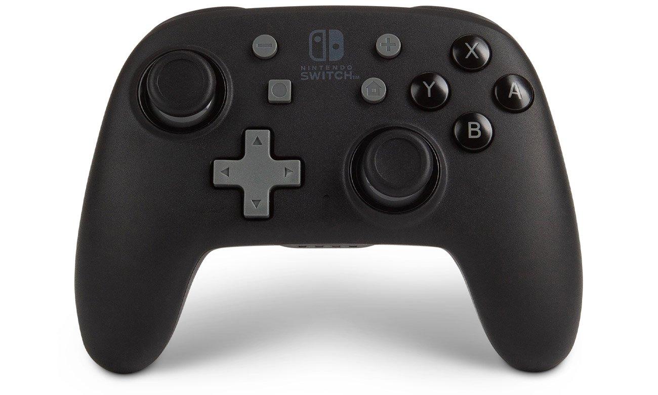 Bezprzewodowy pad PowerA Nano do Nintendo Switch Czarny
