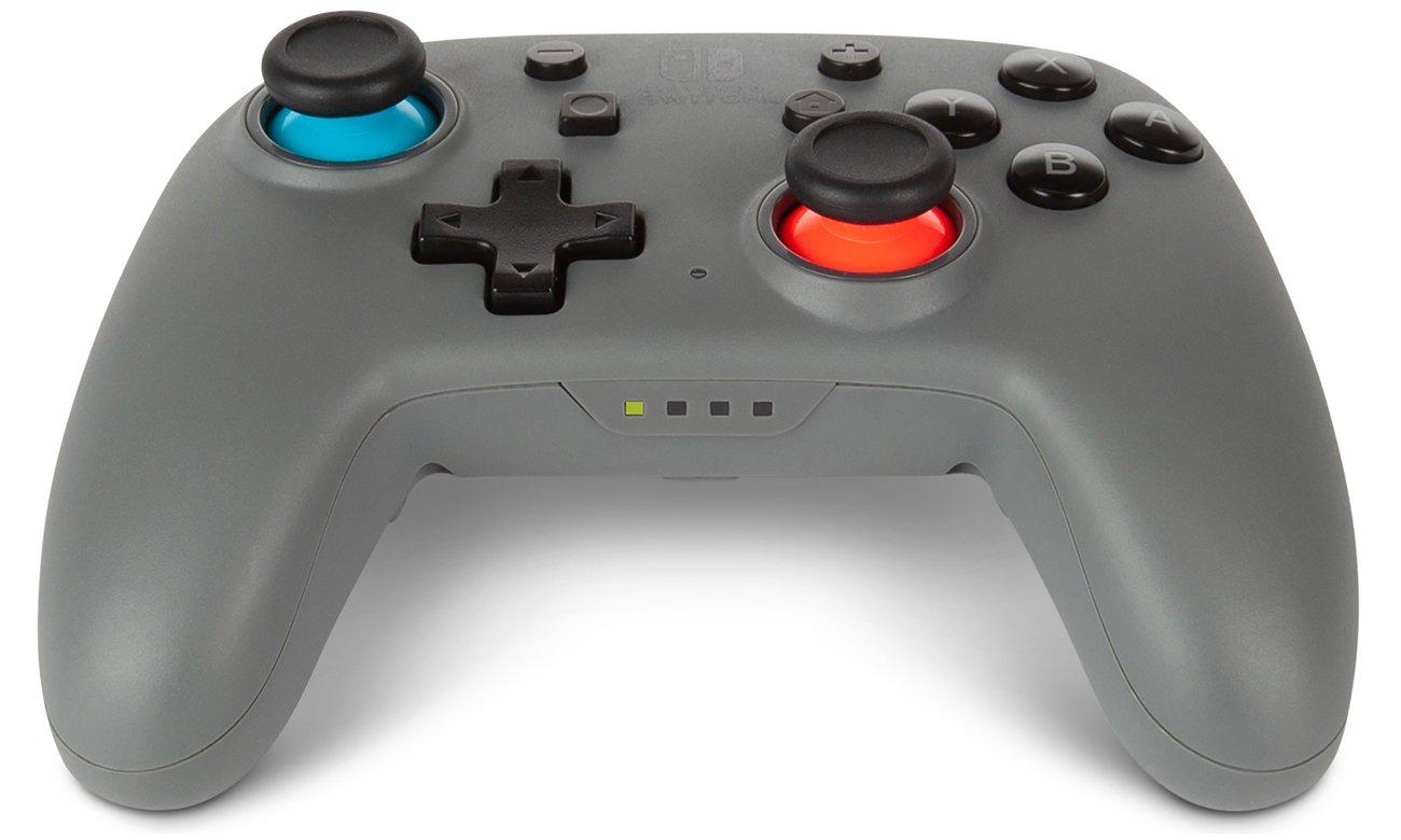 Kontroler bezprzewodowy PowerA Nano Grey Neon Blue/Red