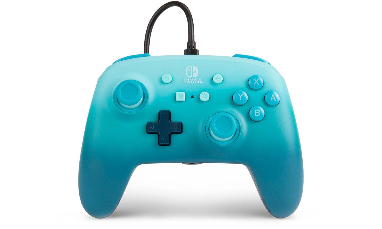 Pad przewodowy Power A Aquatic Fantasy do Nintendo Switch