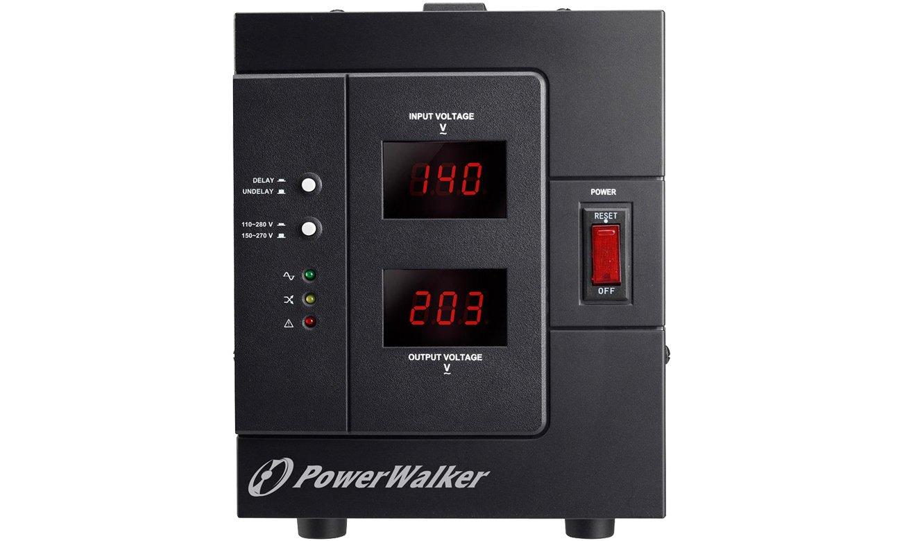Power Walker STABILIZATOR NAPIĘCIA AVR 2000VA