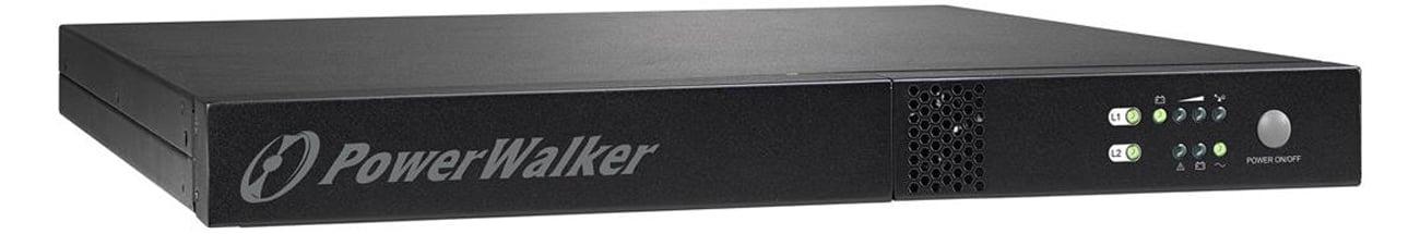 UPS Power Walker ON-LINE 1000VA 3X IEC USB RS-232 LCD RACK VFI 1000R/1U