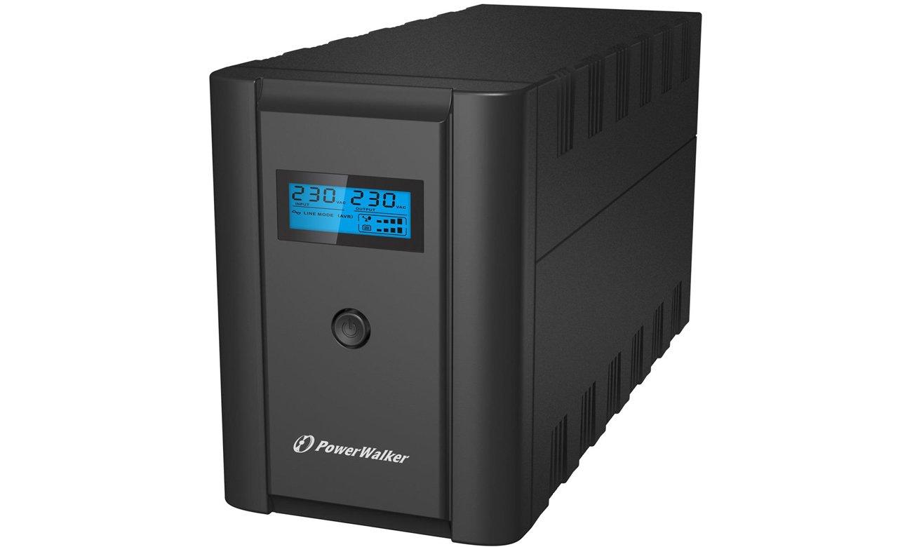 Power Walker VI 1200 LCD