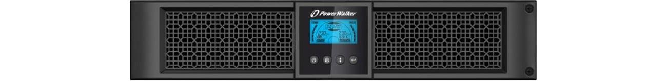 Power Walker LINE-INTERACTIVE 2000VA 8X IEC USB RS-232 LCD RACK