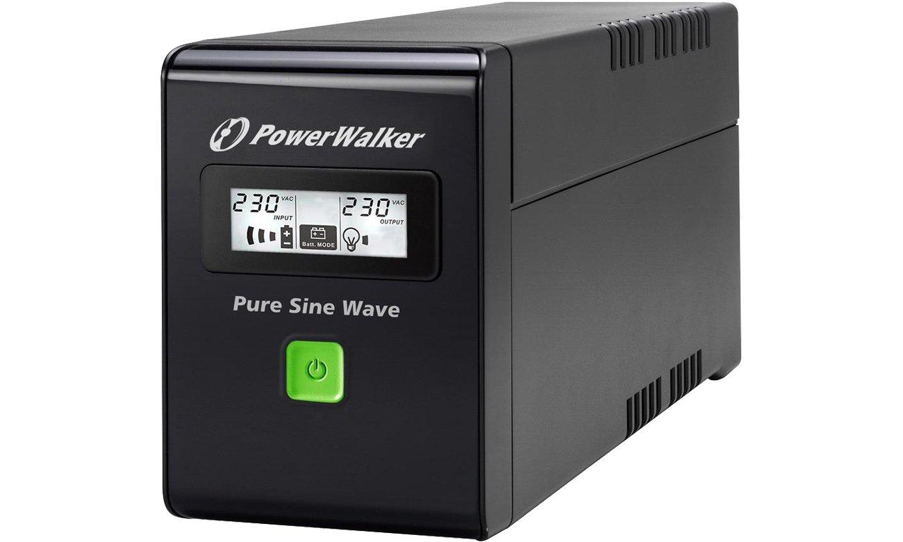 Power Walker LINE-INTERACTIVE 600VA
