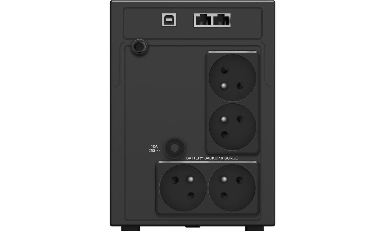 Power Walker VI 1200 GX FR