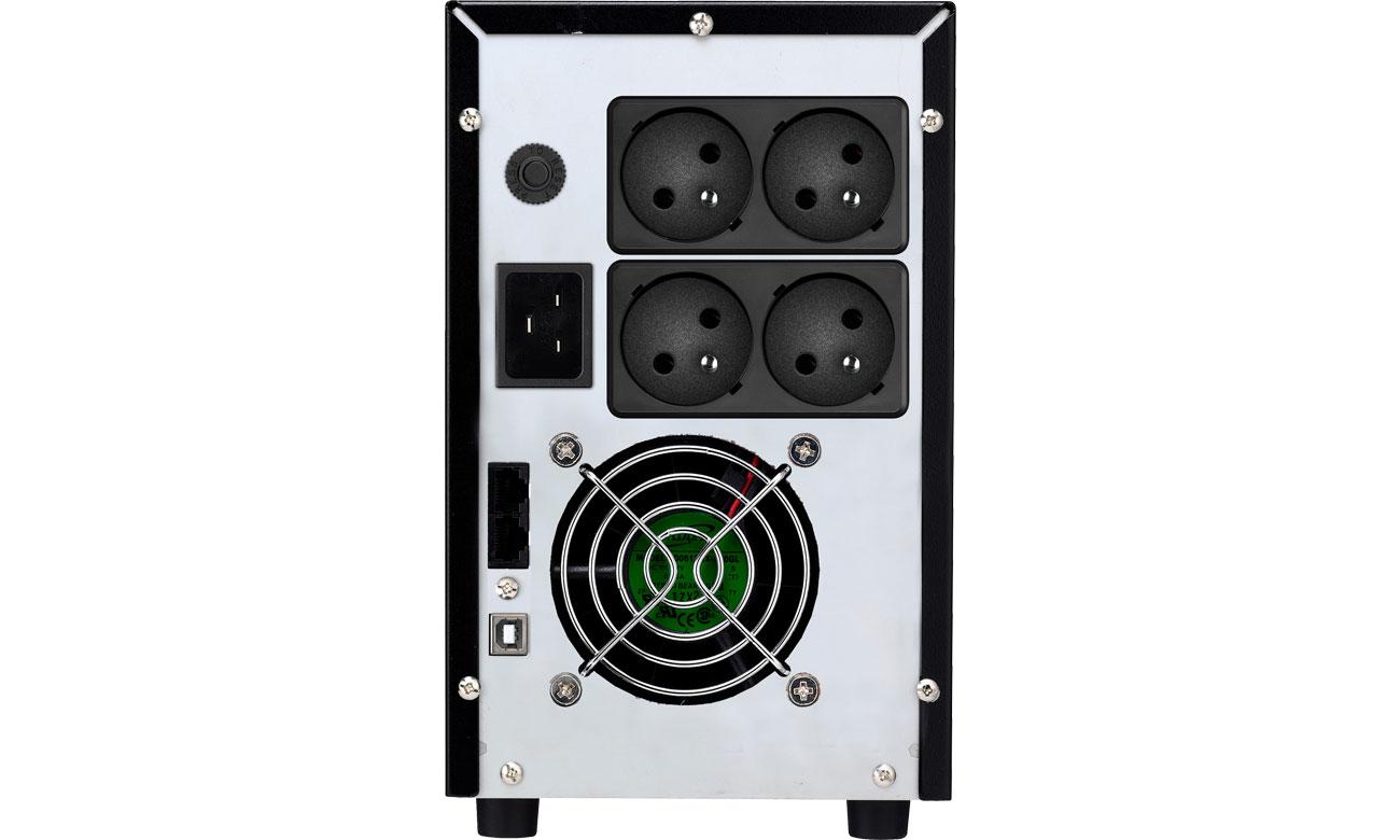 Power Walker VI 3000 LCD FR