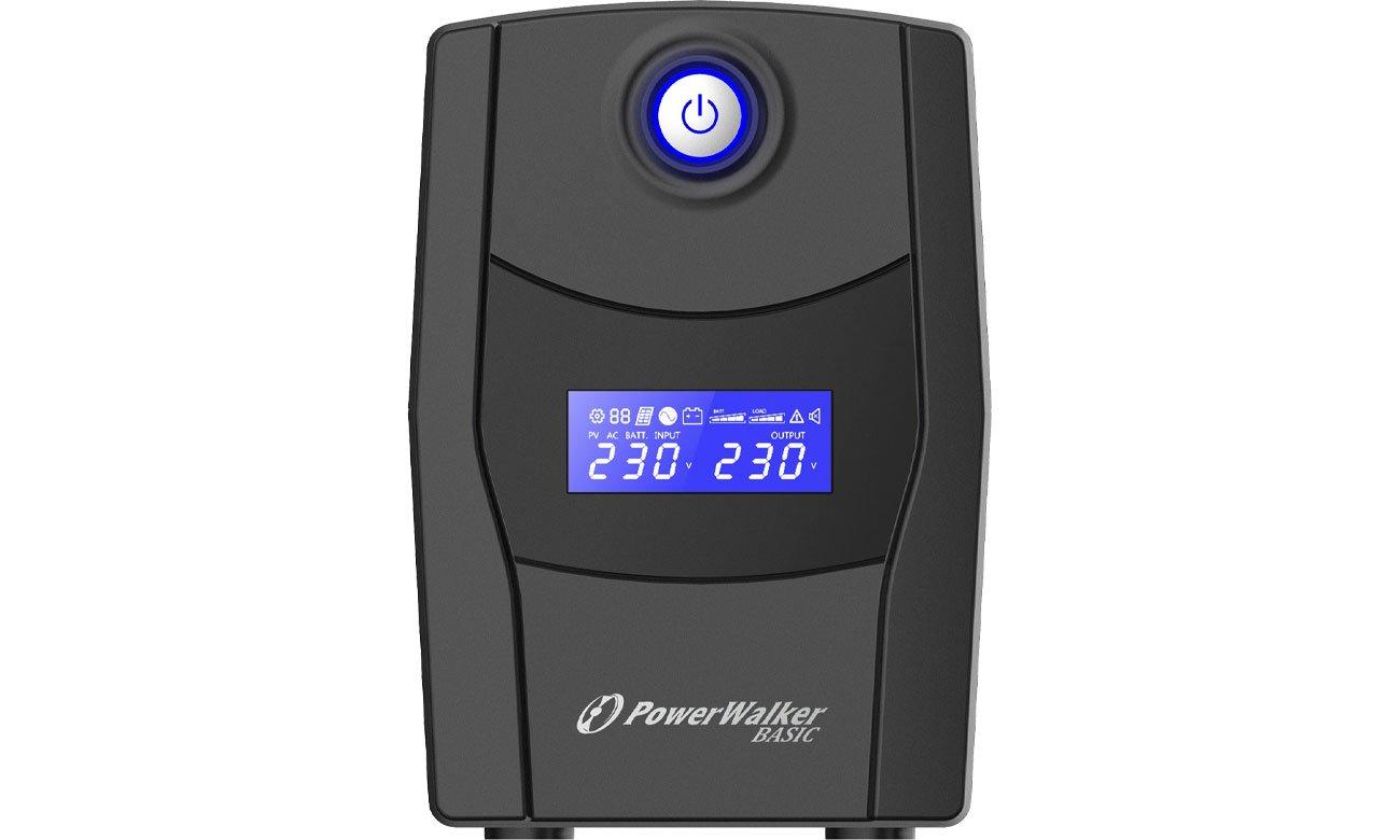 Power Walker VI 600 STL FR