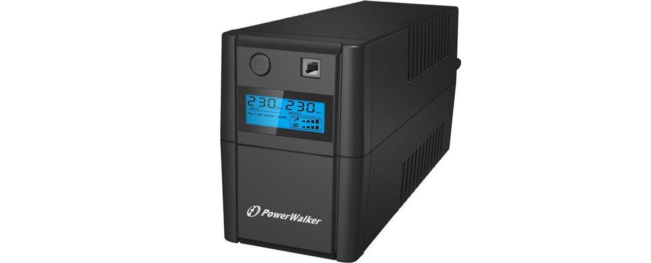 Power Walker VI 650 SE SCHUKO