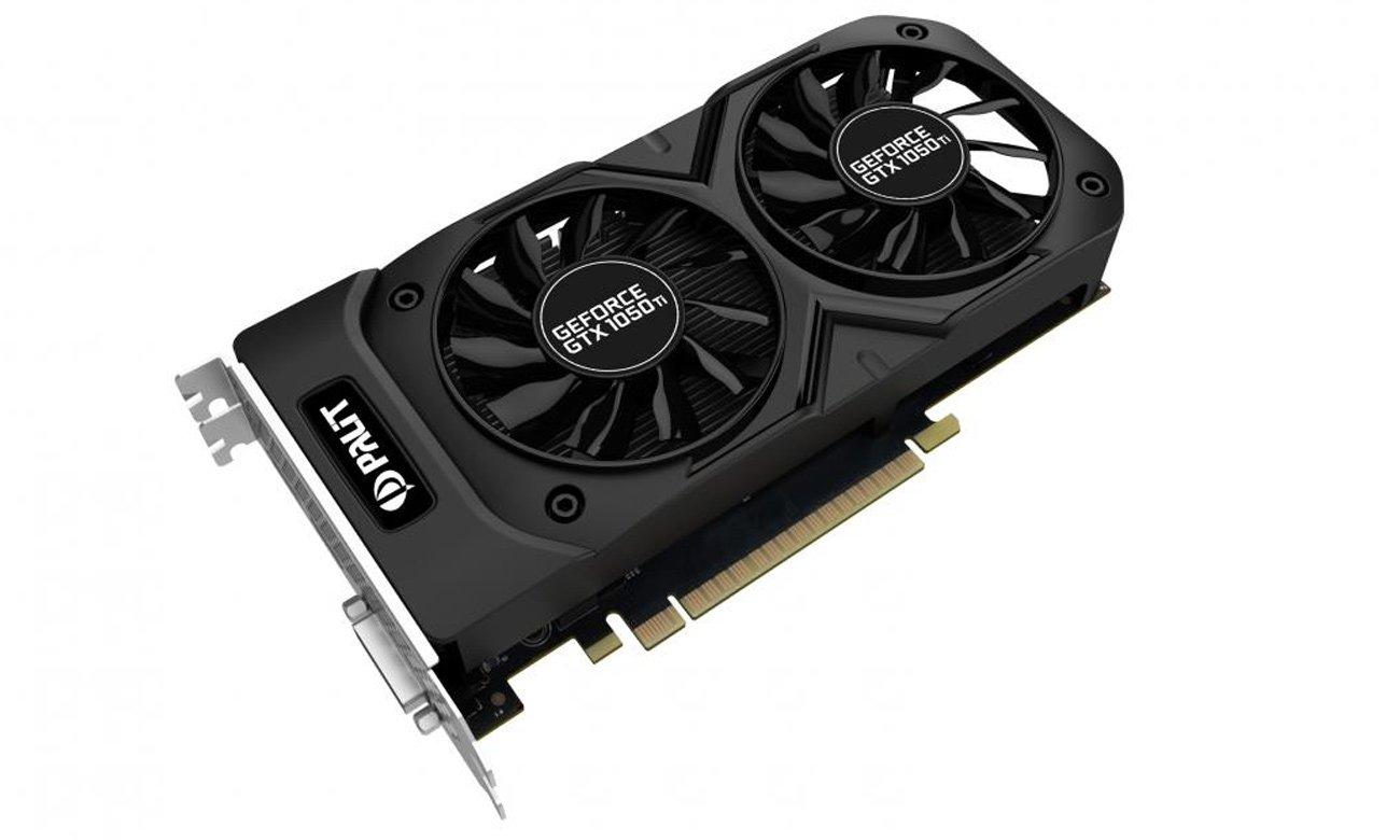 Palit GeForce GTX 1050 Ti Dual OC