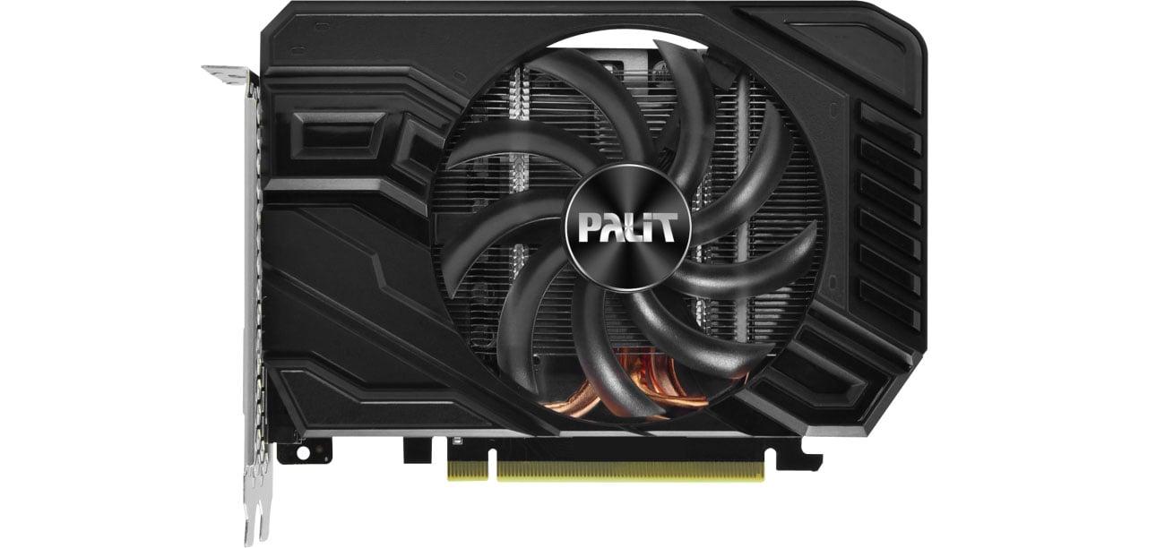 Palit GeForce GTX 1660 StormX Chłodzenie