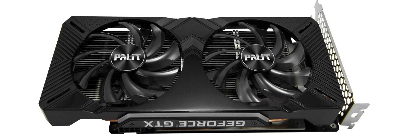 Palit GeForce GTX 1660 Dual OC - Chłodzenie