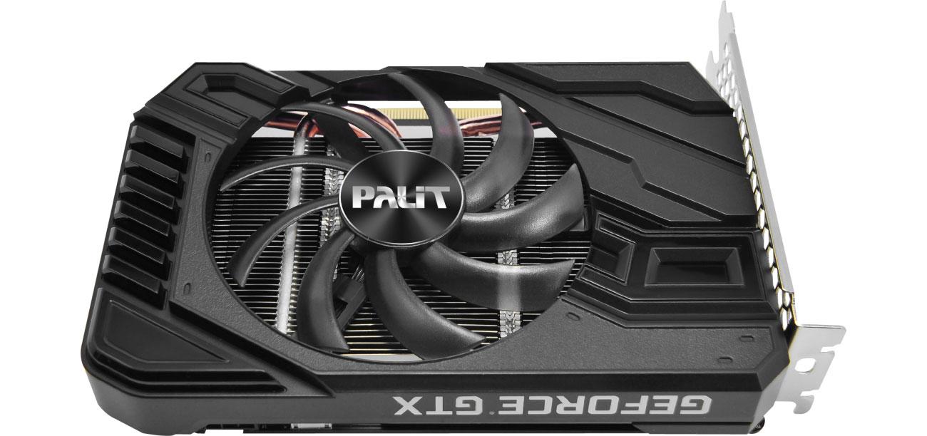 Palit GeForce GTX 1660 Ti StormX OC Chłodzenie