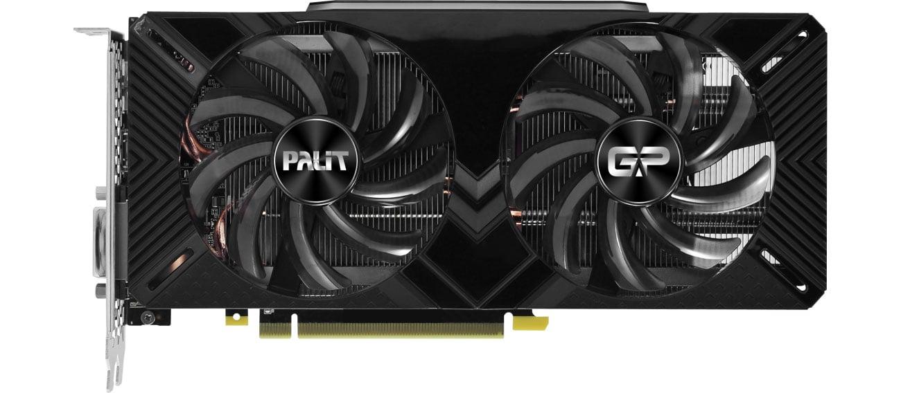 Palit GeForce RTX 2060 Gaming Pro OC Chłodzenie