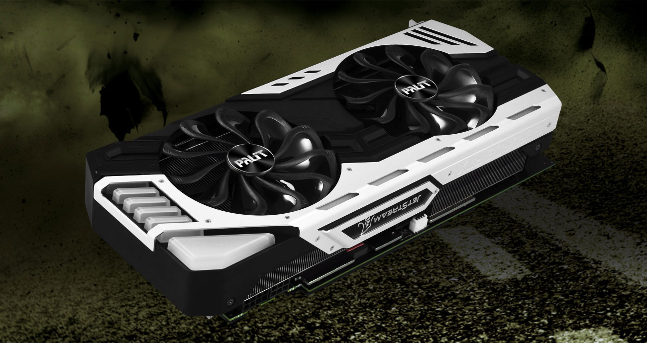 Palit GeForce RTX 2060 SUPER JetStream 8GB GDDR6