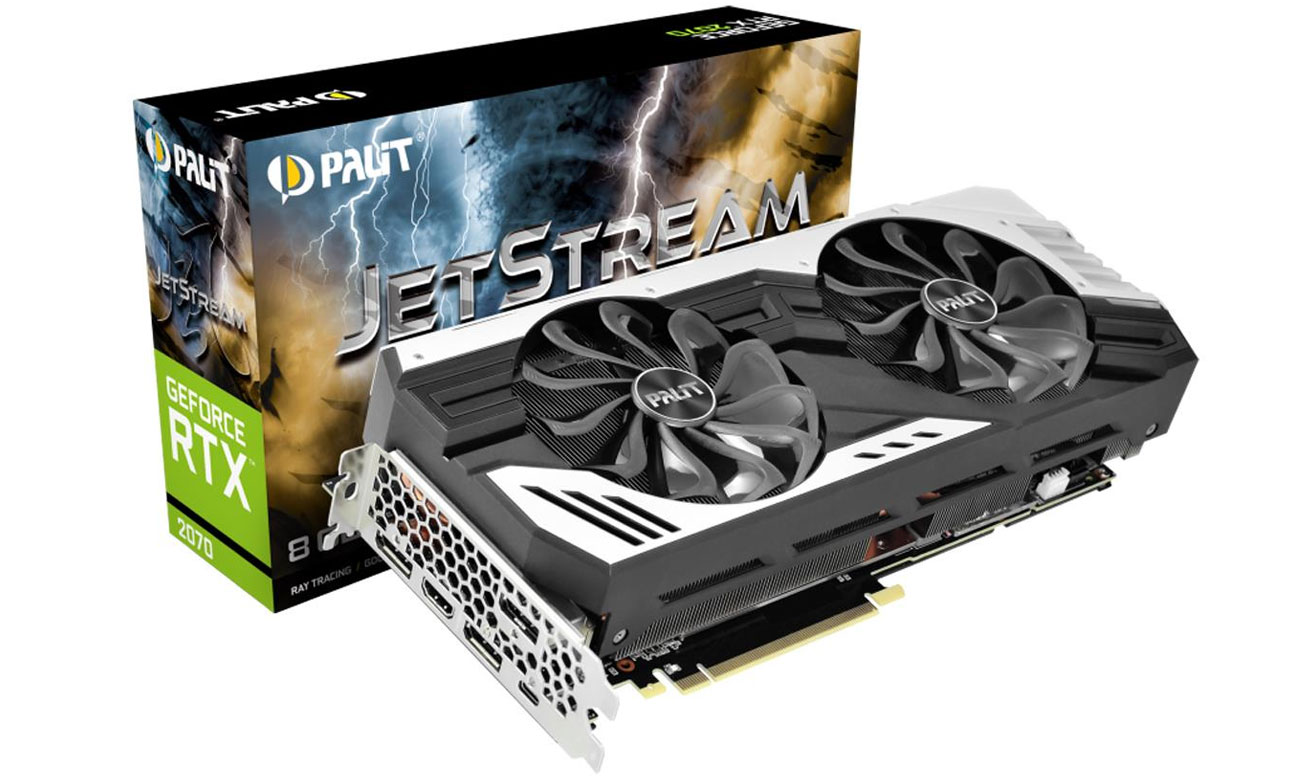Palit GeForce RTX 2070 JetStream 8GB GDDR6