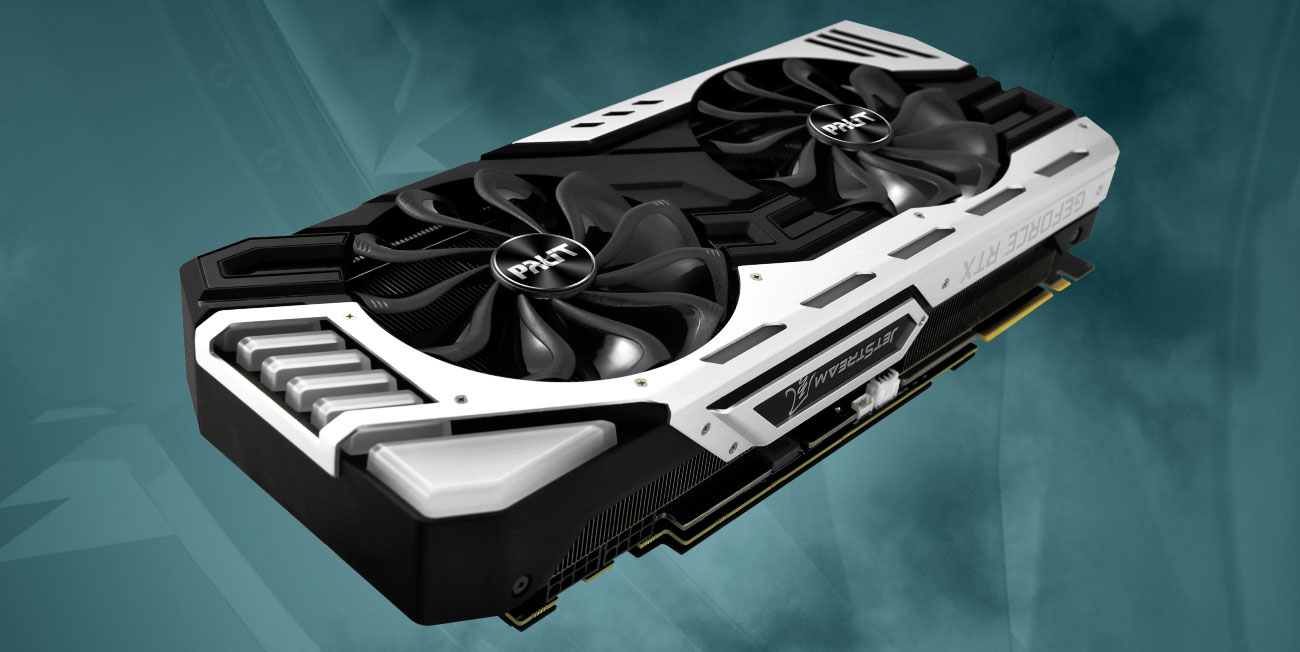 Palit GeForce RTX 2070 SUPER JetStream 8GB GDDR6