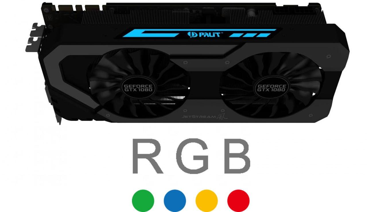 Podświetlenie LED RGB
