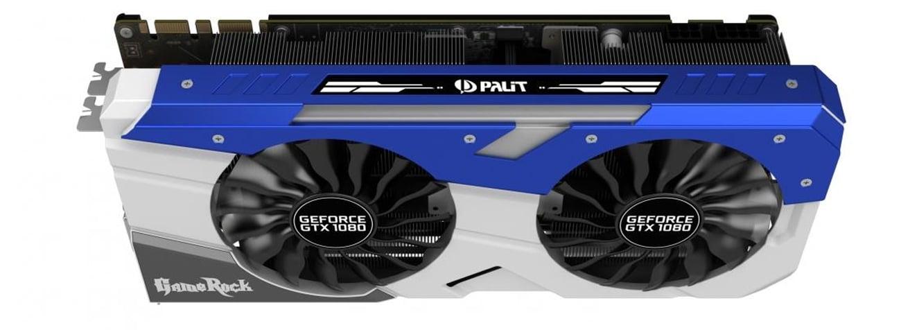 Karta graficzna PCI-E Palit GeForce GTX 1080 GameRock
