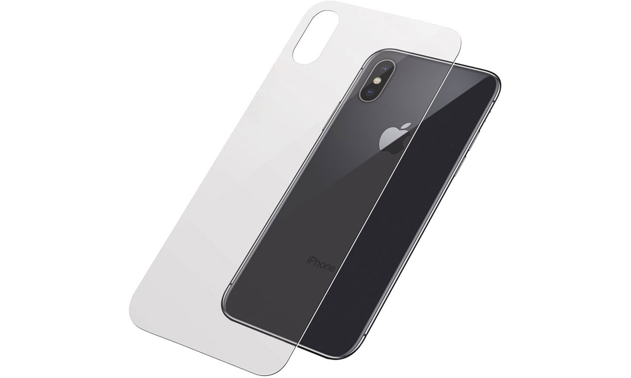 PanzerGlass Szkło Back Glass do iPhone Xs Max 5711724026454 / 2645