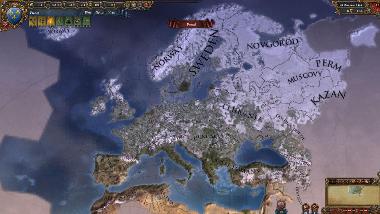 Europa Universalis IV: Art of War
