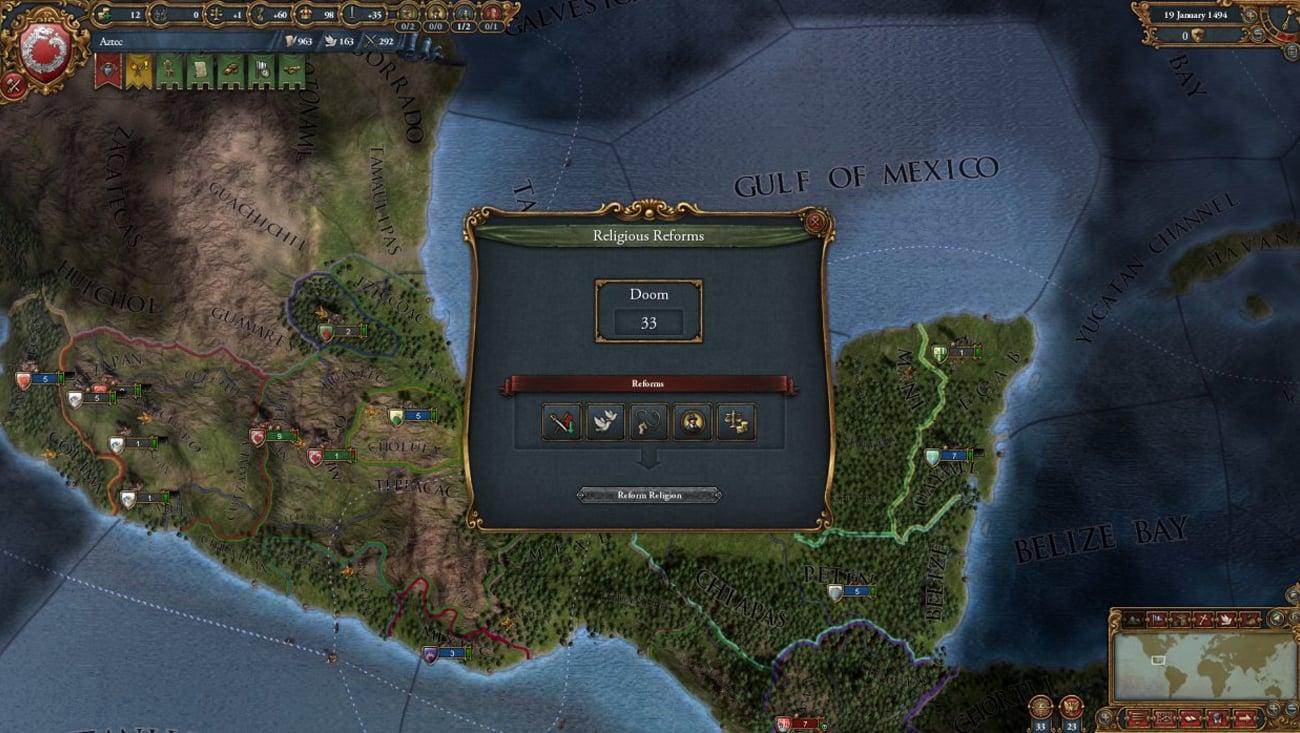 Europa Universalis IV - El Dorado