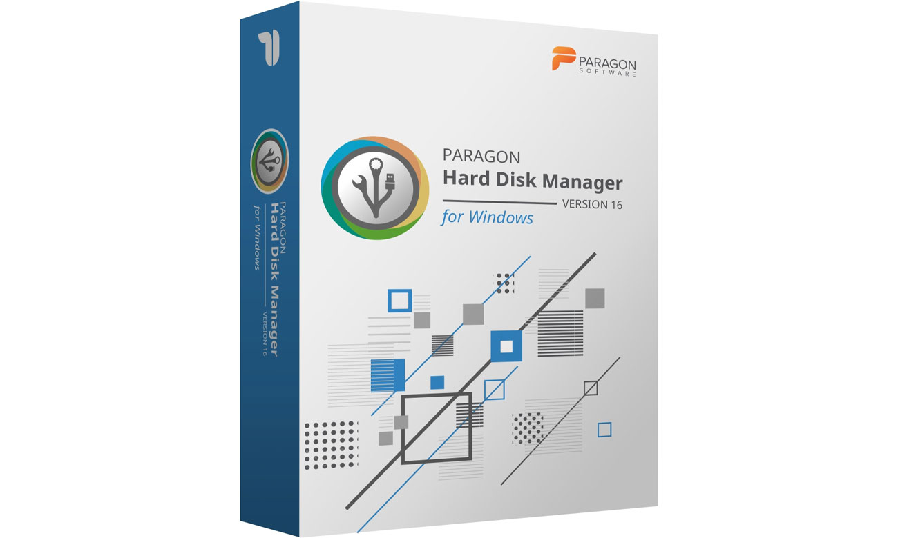 Paragon Hard Disk Manager 16 PSG-790-PEU Packshot