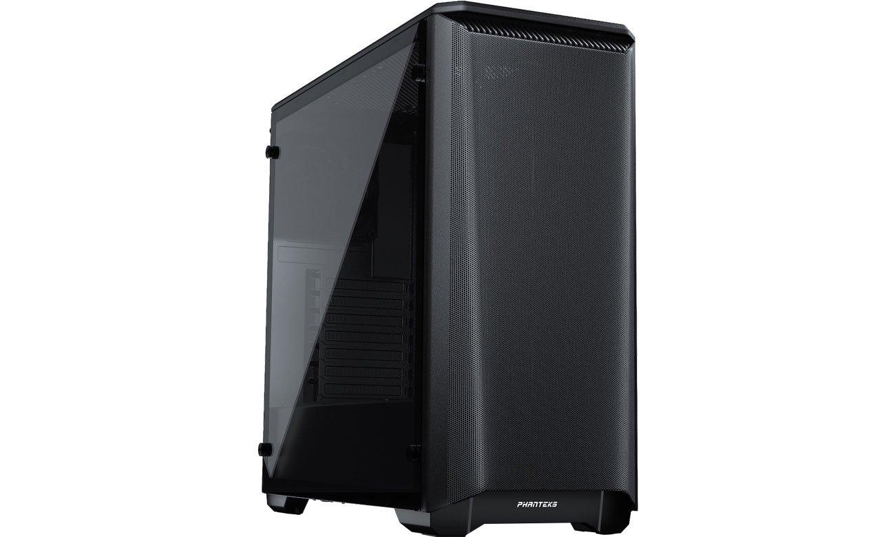 Obudowa do komputera Phanteks Eclipse P400A Tempered Glass Black PH-EC400ATG_BK