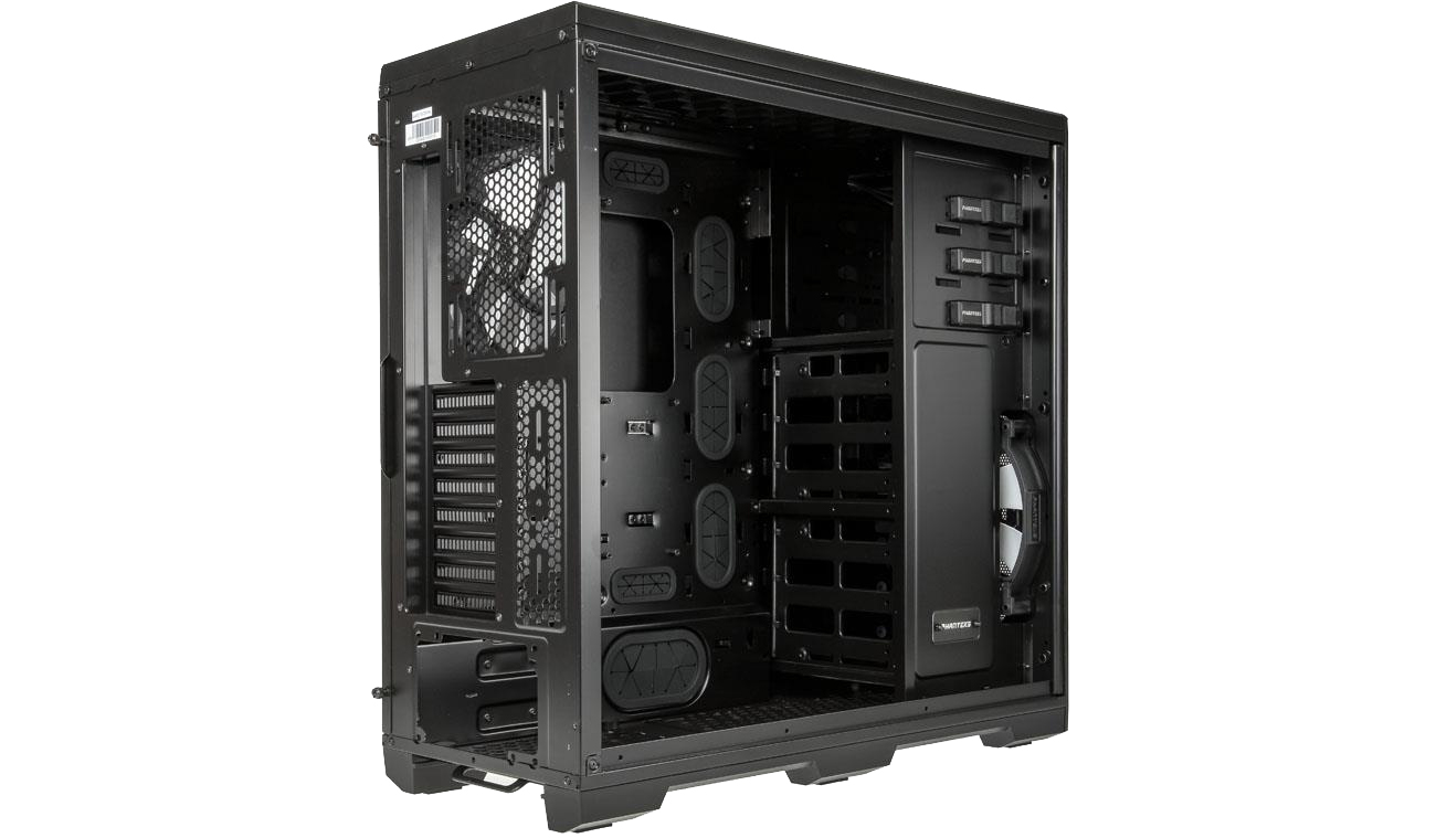Phanteks Enthoo Pro GEPH-003 / PH-ES614PC_BK przód i tył