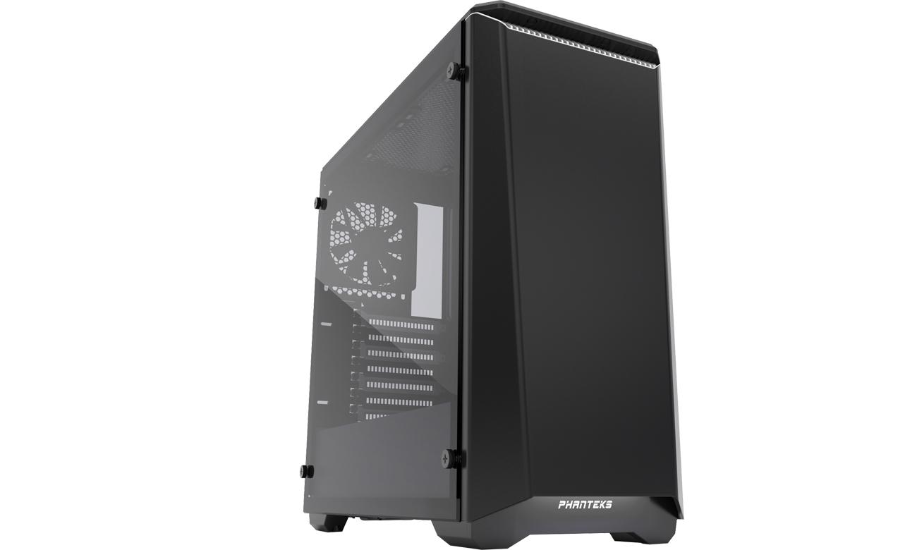 Phanteks Eclipse P400 Tempered Glass czarno-biała PH-EC416PTG_BW