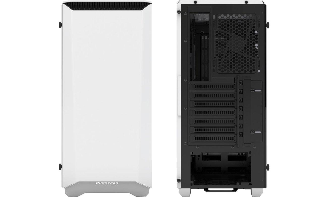 Phanteks Eclipse P400S filtry i wentylatory