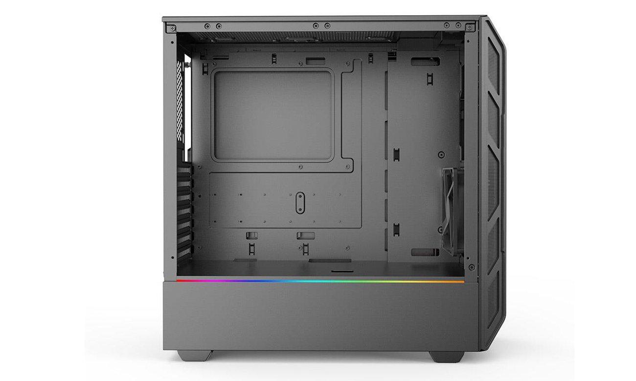 Obudowa do komputera Phanteks Eclipse P350X wentylacja filtry przeciwkurzowe
