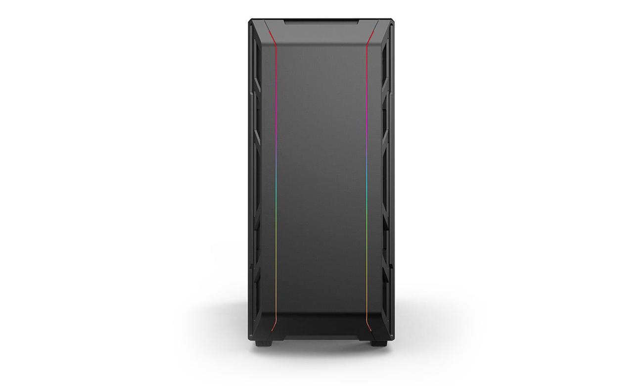 Obudowa do komputera Phanteks Eclipse P350X konfiguracja wydajne podzespoły komponenty płyta główna ATX microATX karty graficzne chłodzenie