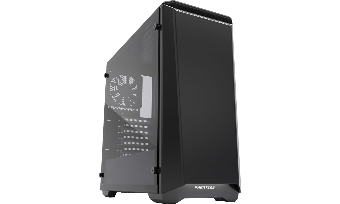 Obudowa do komputera Phanteks Eclipse P400S TG czarny/biały GEPH-062/PH-EC416PSTG_BW