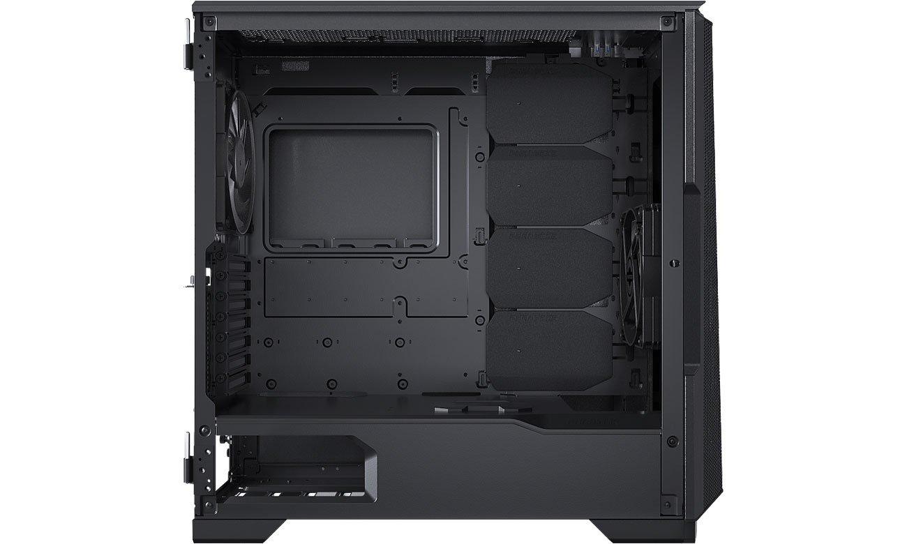 Phanteks Eclipse P500A - Wnętrze