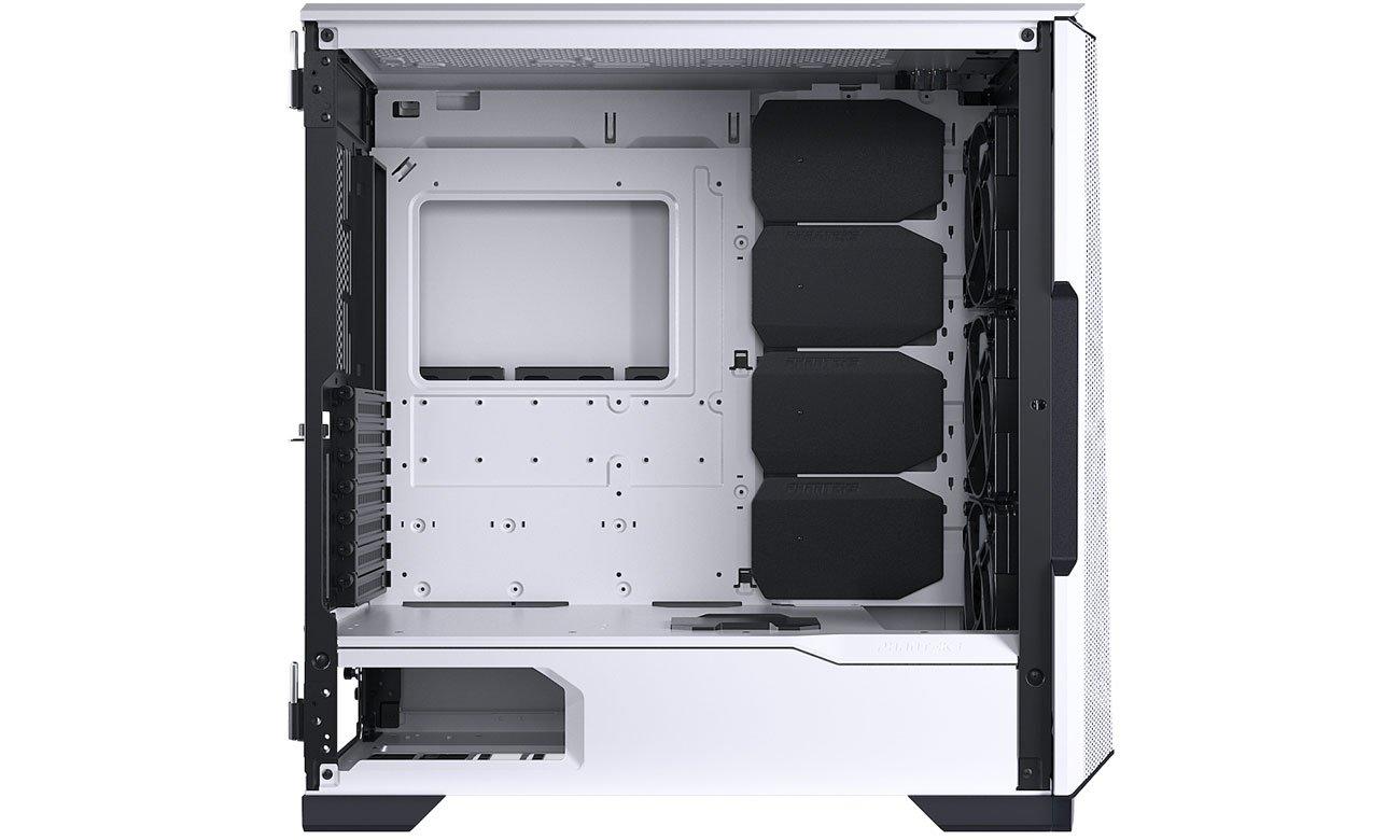 Phanteks Eclipse P500A DRGB - Wnętrze