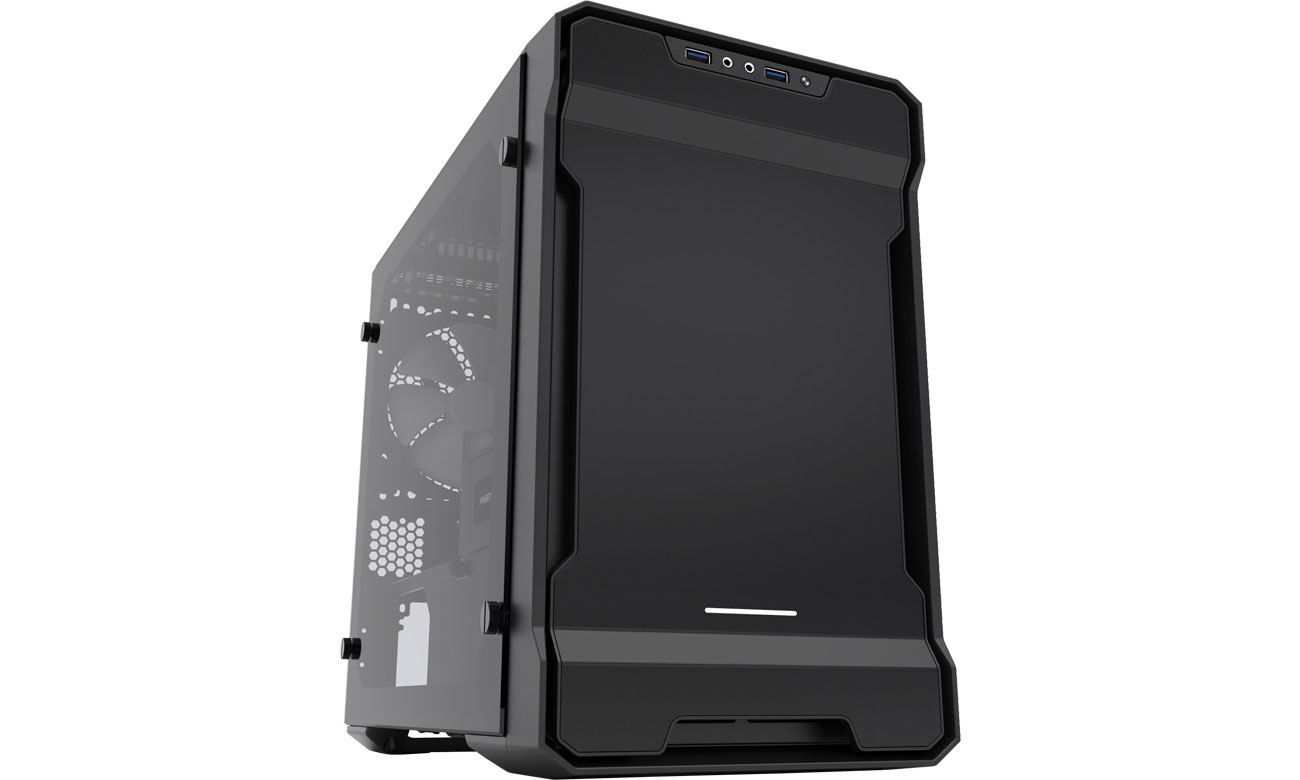 Obudowa do komputera Phanteks Enthoo Evolv ITX TG RGB PH-ES215PTG_BK