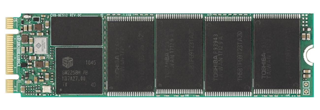 Dysk SSD Plextor 256GB M.2 2280 SSD M8VG Doskonała kontrola jakości Plextor