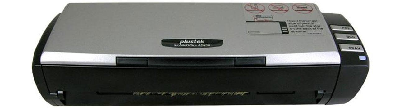 Plustek MobileOffice Plus AD450