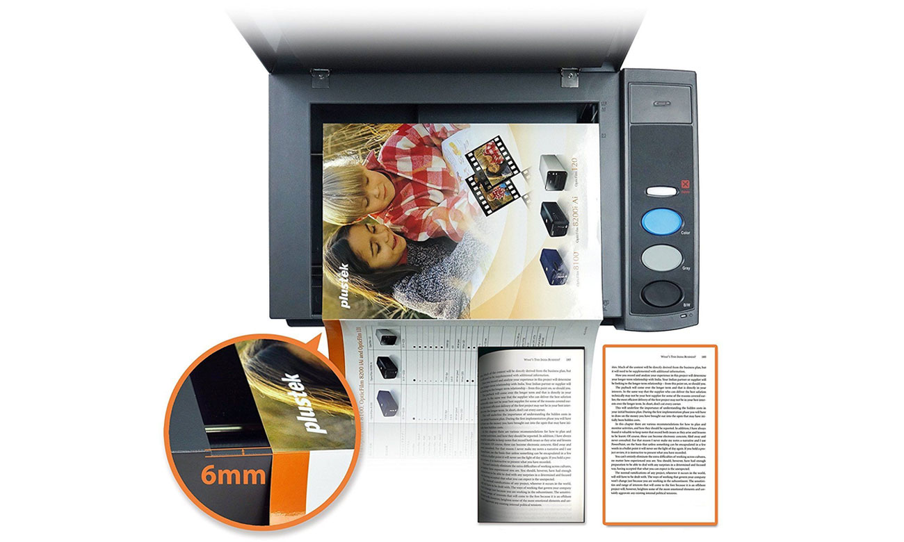 Plustek OpticBook 3900 Kompatybilność