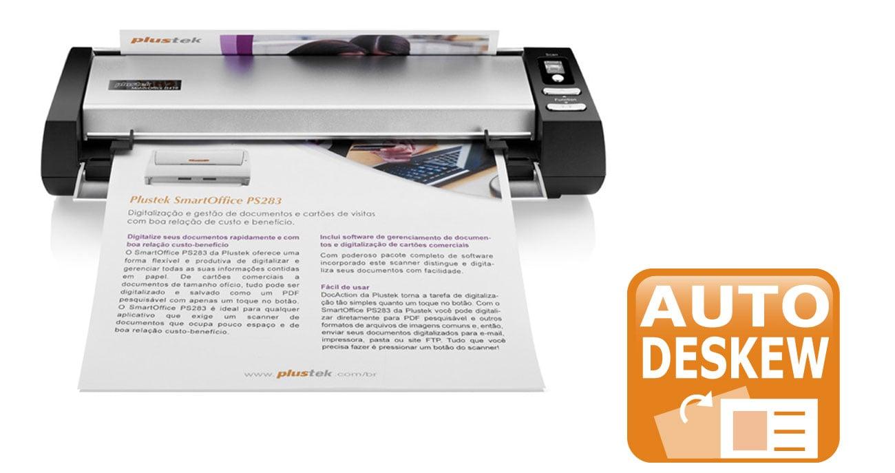 Plustek MobileOffice D430 Programowalne Przyciski