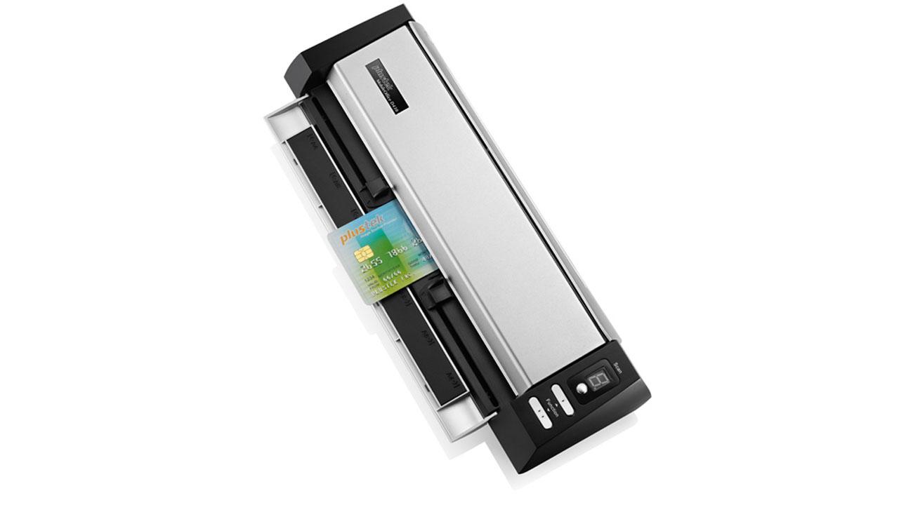 Plustek MobileOffice D430 Konserwacja