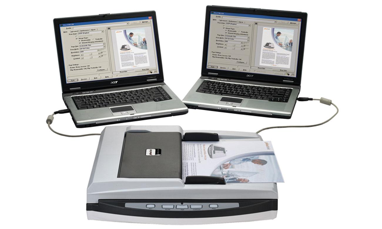 Plustek SmartOffice PL1530 Dwa Porty USB