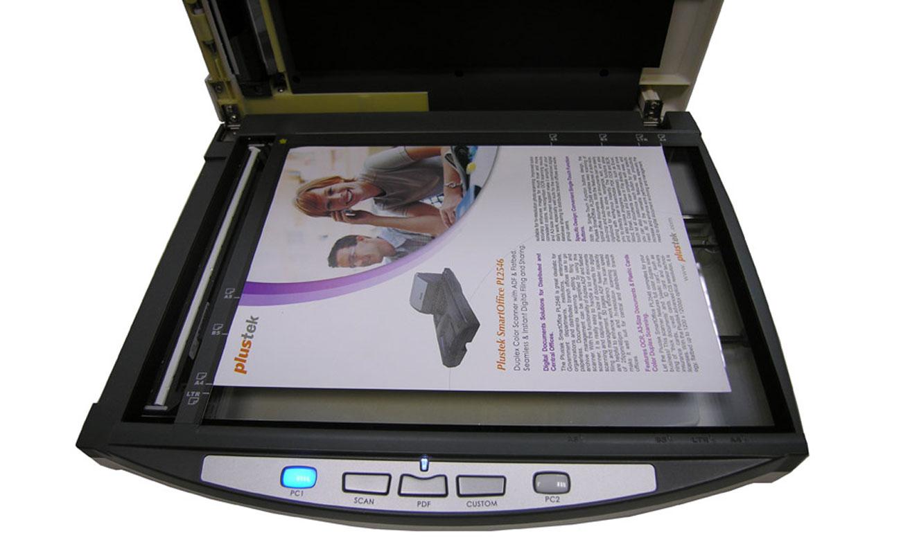Plustek SmartOffice PL1530 ADF
