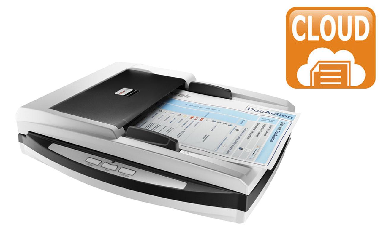 Plustek SmartOffice PN2040 Skanowanie Do Sieci