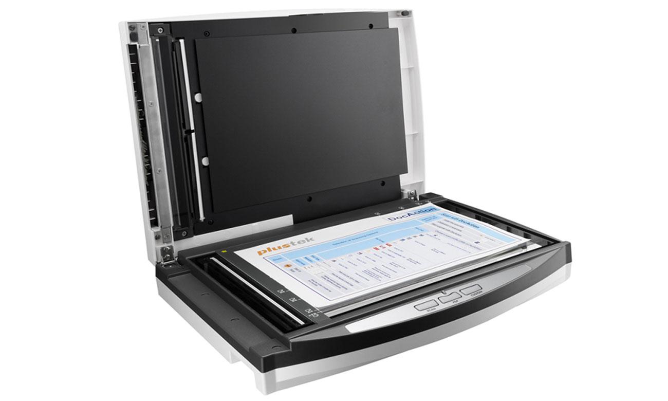 Plustek SmartOffice PN2040 Ochrona Środowiska